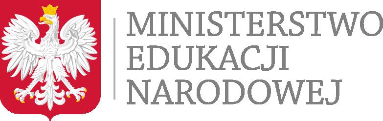 Logo - Ministerstwo Edukacji Narodowej